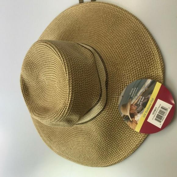 c47ec8de5 Solar Escape Women's UV Grasslands Packable Hat NWT